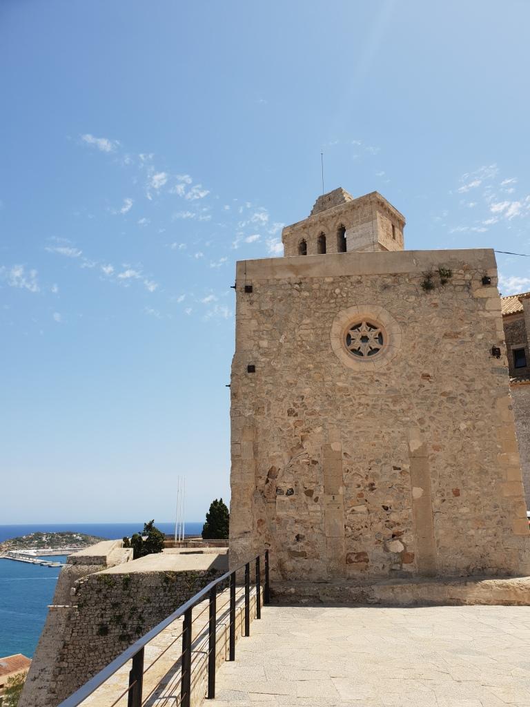 Ibiza Old Town Dalt Villa