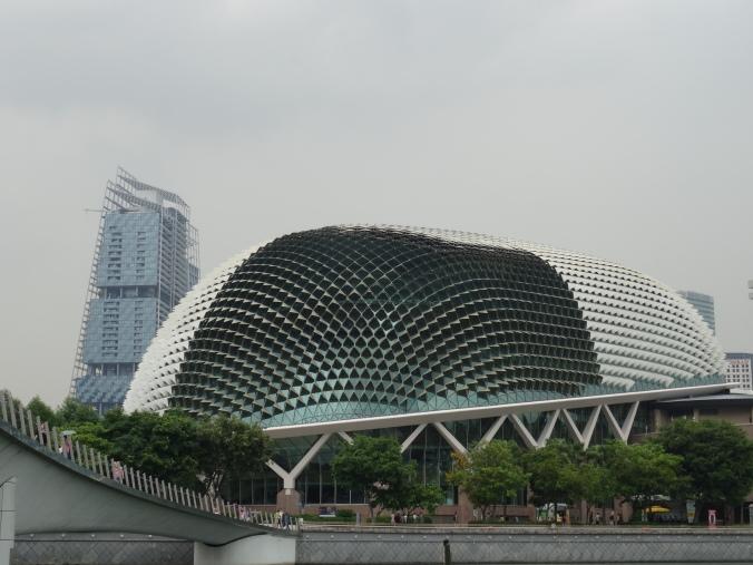 Singapore's famous Merlion