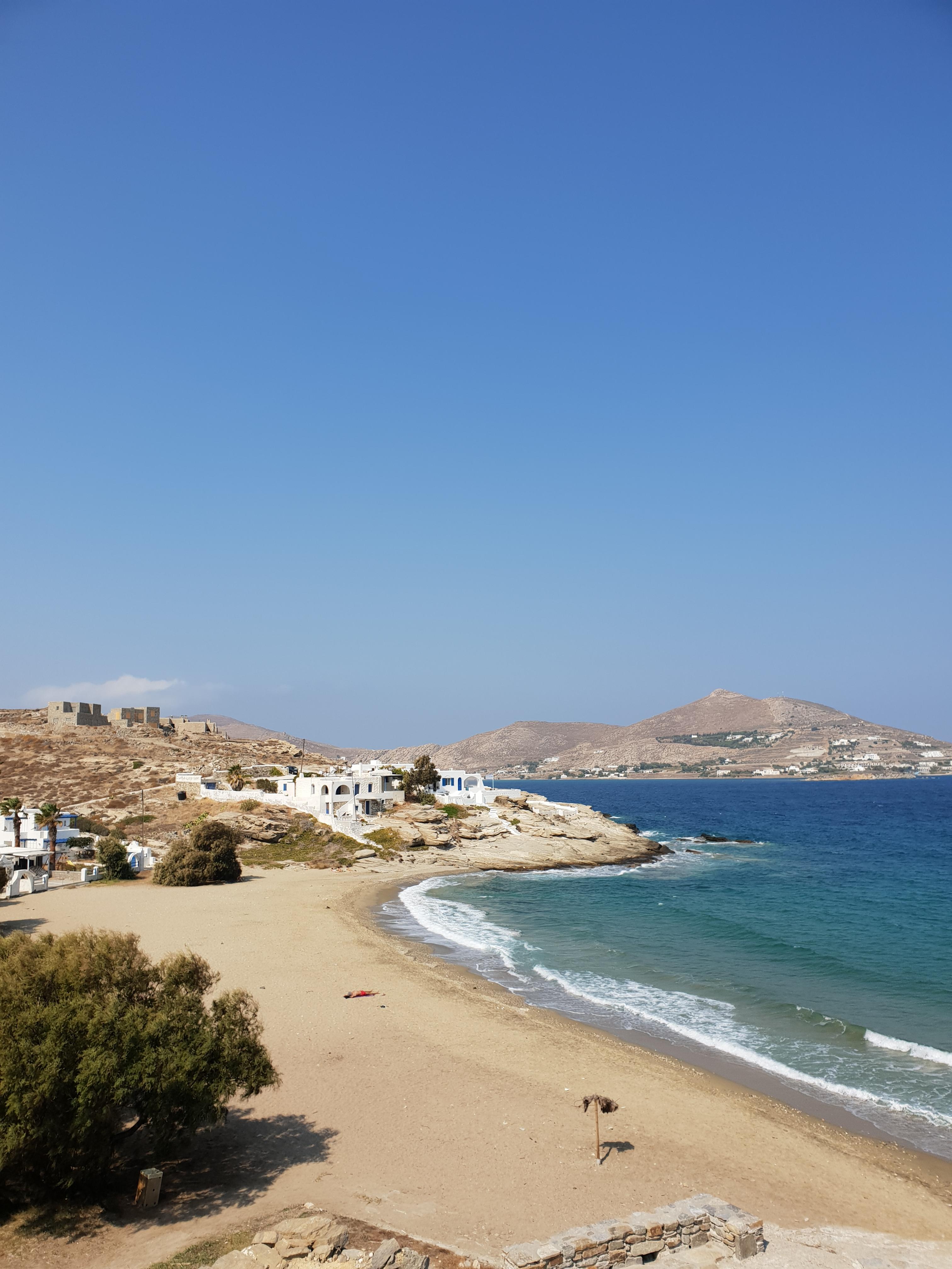 Piperi beach, Paros
