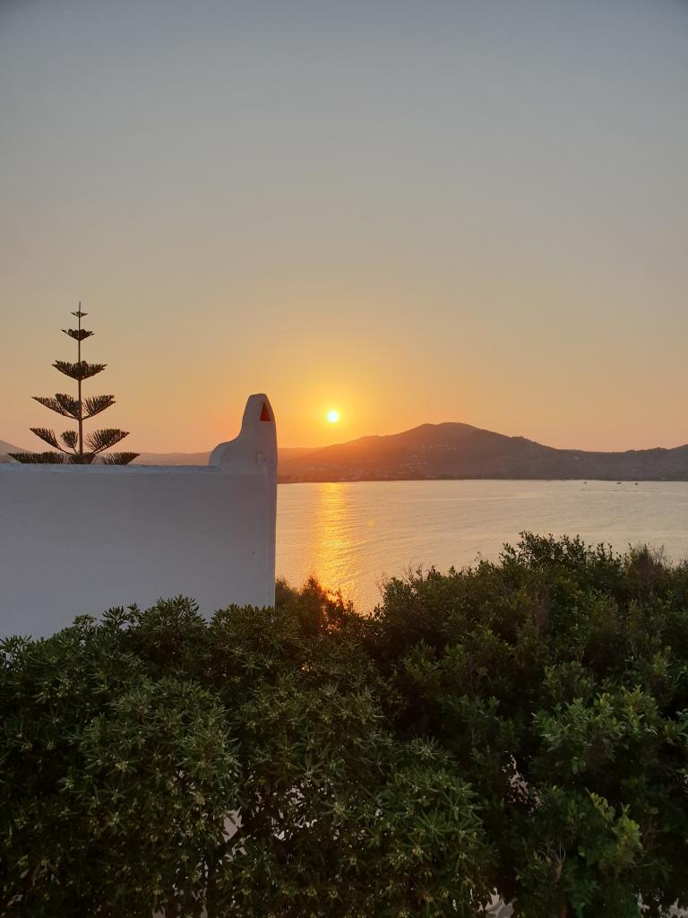 Sunset Naousa, Paros
