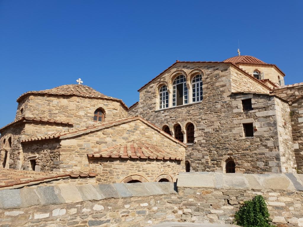 Panagia Ekatontapiliani, Paros