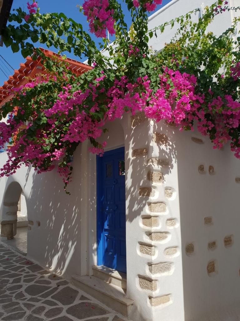 Streets of Parikia, Paros