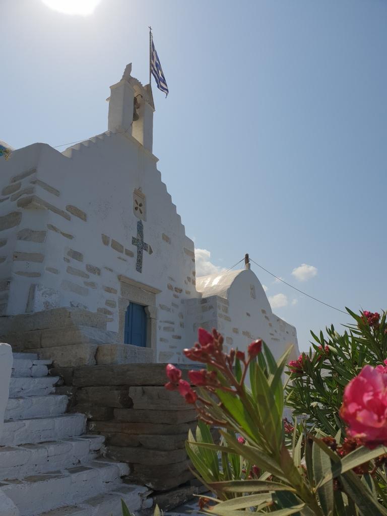 Church Parikia, Paros