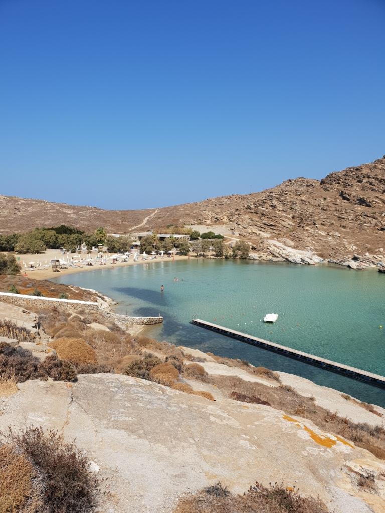 Monistiri beach, Paros