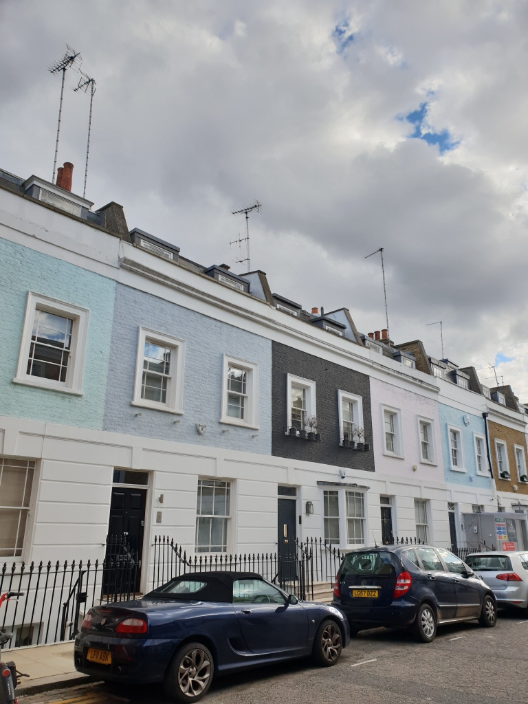 Smith Terrace, Chelsea