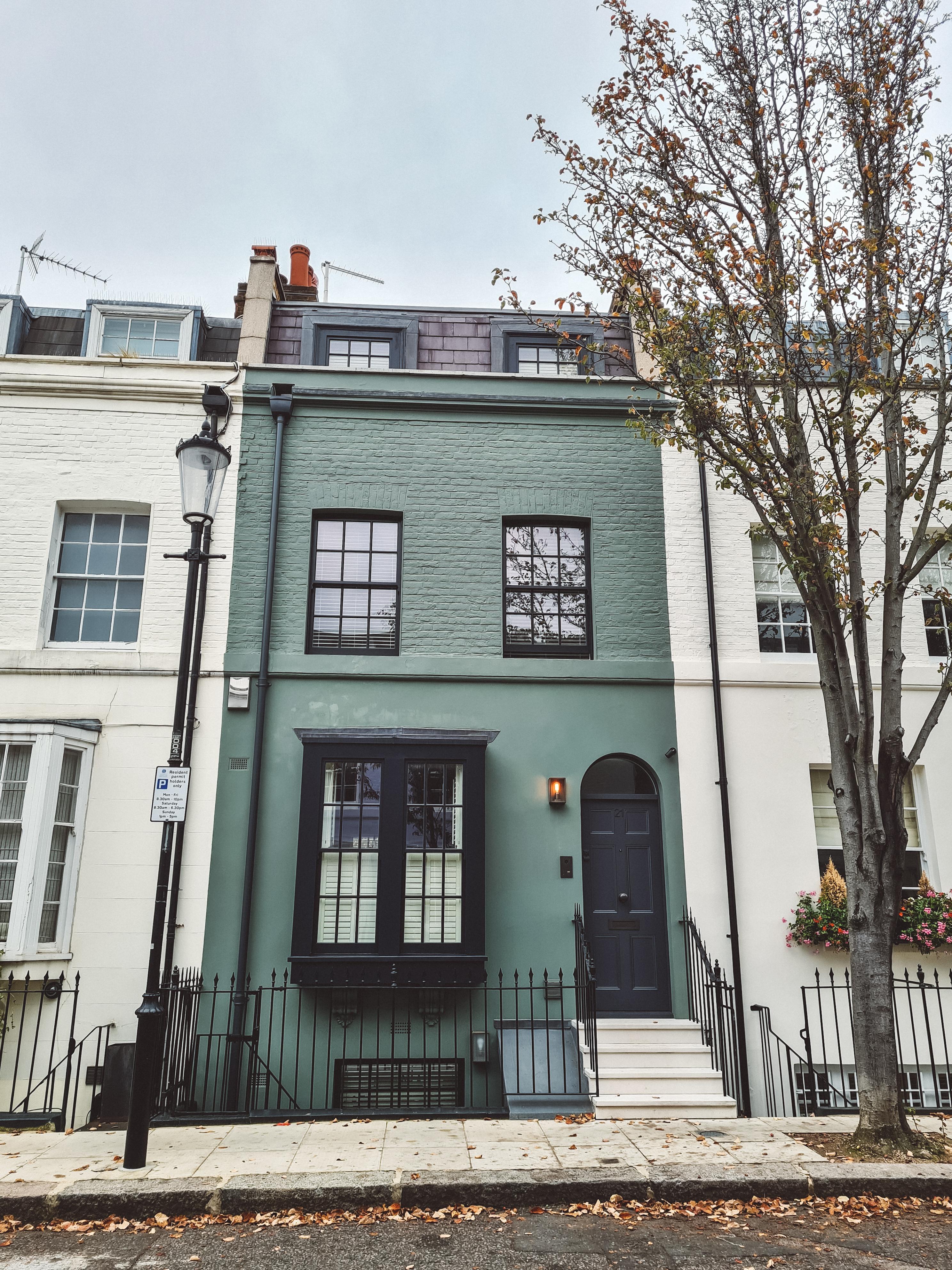 Green house, Markham Street