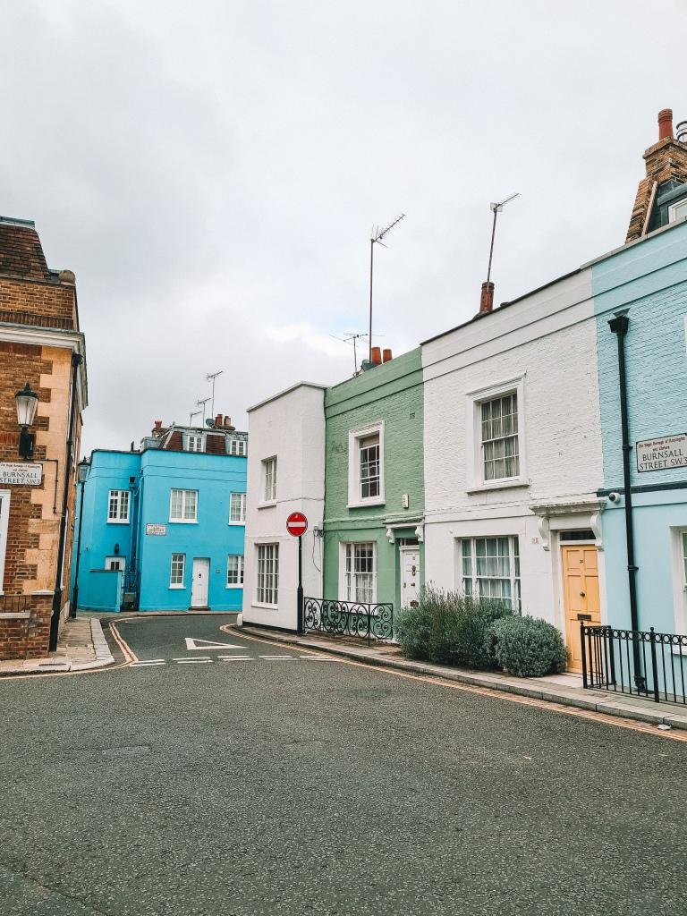 Burnsall Street, Chelsea