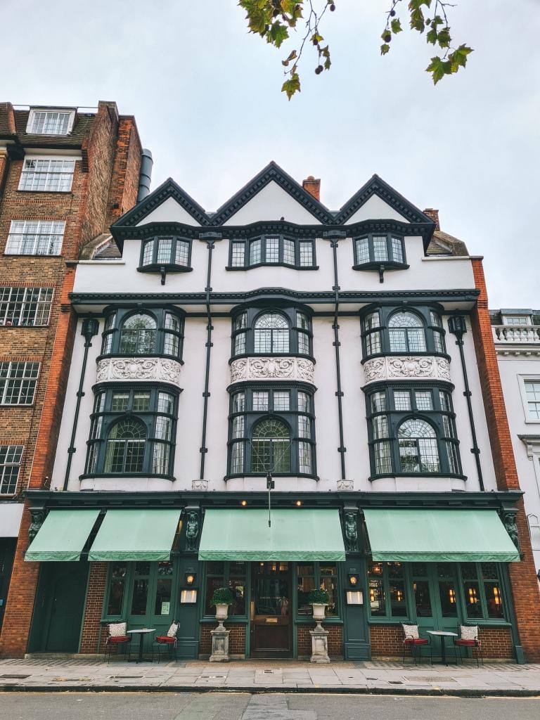Tomtom Coffee, Ebury Street
