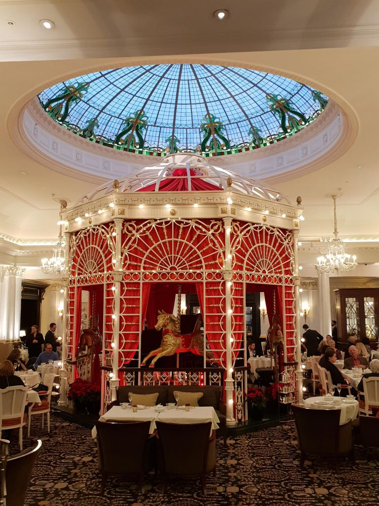 Christmas in The Savoy
