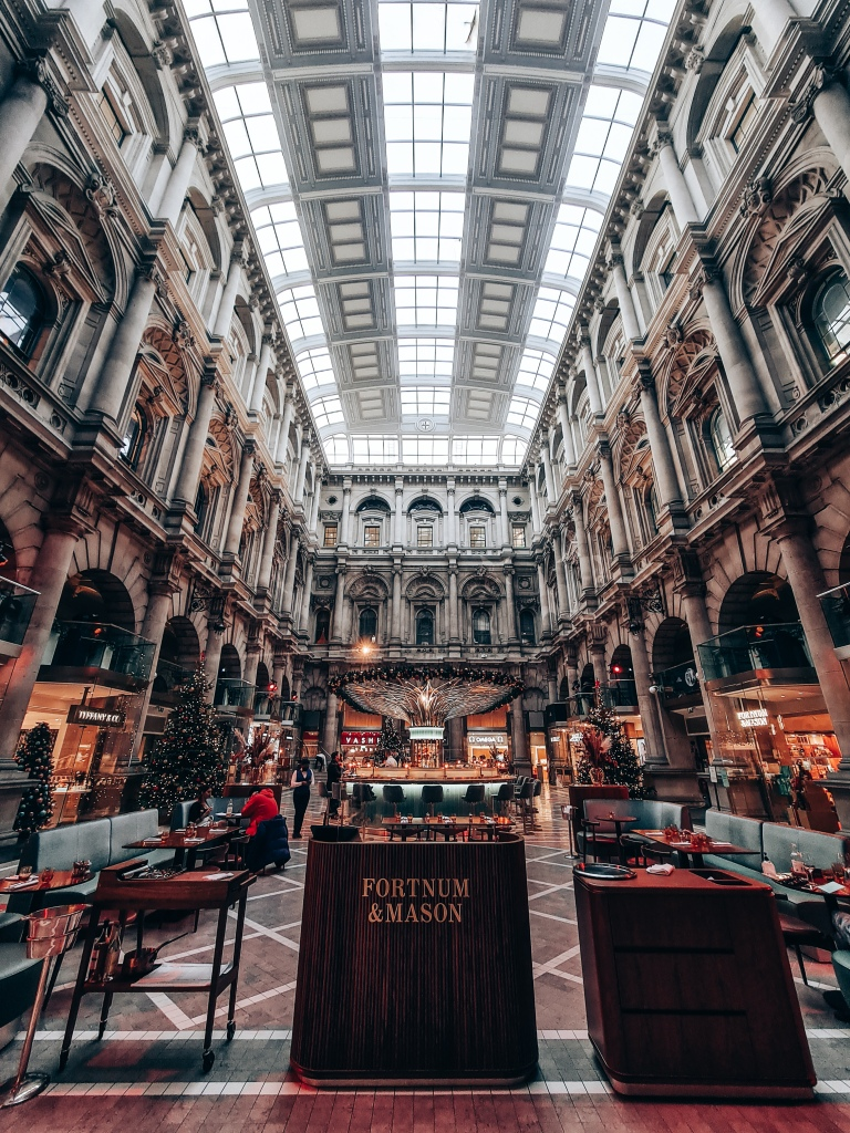 The Royal Exchange Christmas 2020