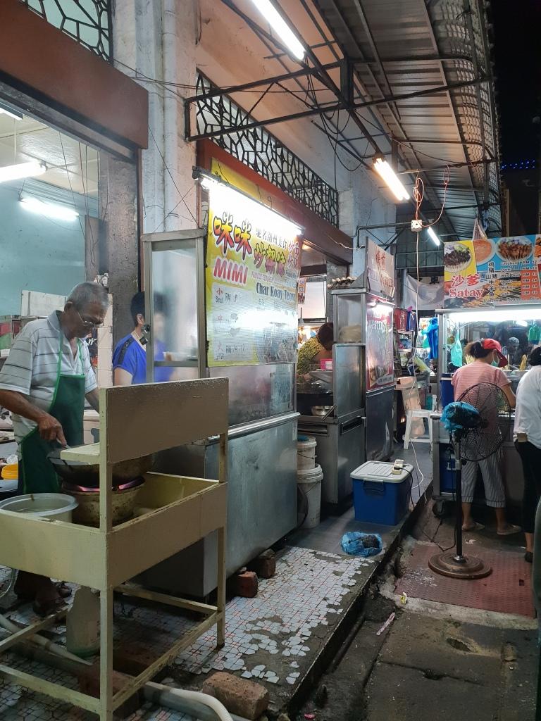 Char Koay Teow Stall, Lebuh Kimberley