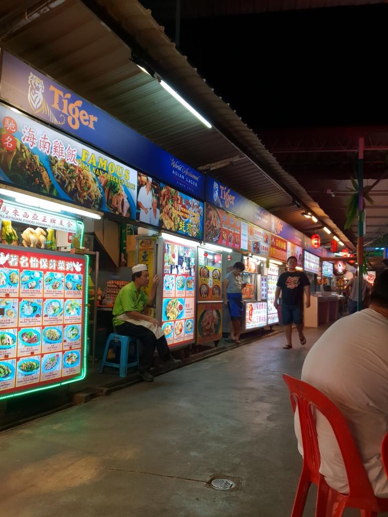 Red Garden Food Paradise, Penang