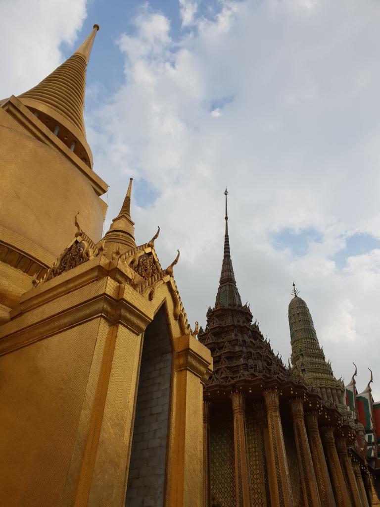 Three nights in Bangkok